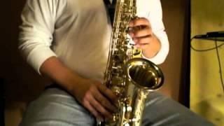 Tutorial de Saxofon Norteno Pa