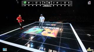 ISSEI (Japan) vs BLUE (Korea) | R16 Korea 2012 World Finals Bboy Solo | Semi Final