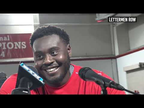 Isaiah Prince: Ohio State offensive lineman talks The Game, previews Big Ten Championship