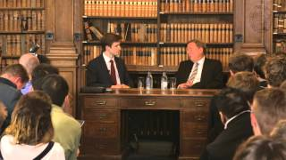 Harry Redknapp | Getting Sacked by Spurs | Oxford Union