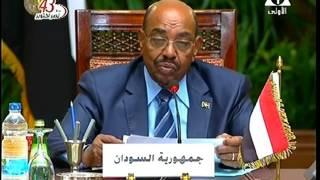 البشير: أمن السعودية خط أحمر وعلاقتنا بمصر محط أنظار دول العالم