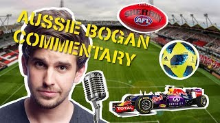 Aussie Bogan Commentary