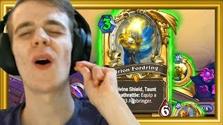 3 Mana Tirion? Cheating With Duel Paladin!