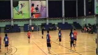 2010-2011年度全港學界精英手球比賽 女子甲組 季軍戰