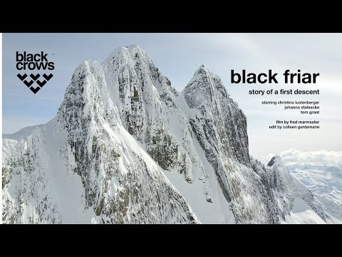 Black Friar - Story Of A First Descent