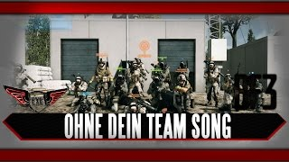 Repeat youtube video Ohne dein Team Battlefield 3 Song by Execute & Souljah
