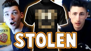SOMEONE STOLE MY NEW MERCH!! *NEW DESIGN* (Roblox IN REAL LIFE)