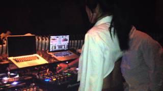 DJ AYU SOZ live at STADIUM JAKARTA
