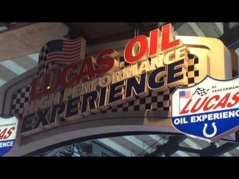 Lucas Oil Stadium Experience