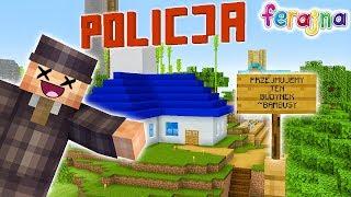 PRZEJMUJEMY FERAJNĘ!  | Minecraft Ferajna