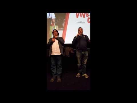 Jean Marie Bigard et Jean François Davy - Avant première Vive la crise