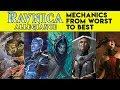 Ravnica Allegiance Mechanics from Worst to Best | MtG