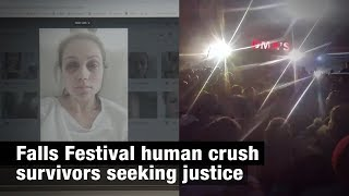 Download Video Falls Festival human crush survivors seeking justice MP3 3GP MP4