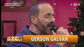 Gerson Galván - Aleluya - Programa Buenas Tardes Canarias - Televisión Canaria 15/12/2017