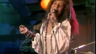 Janis Joplin on The Dick Cavett Show 1970