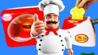 Детская бытовая техника для кухни. Часть 1