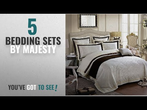 Top 10 Majesty Bedding Sets 2018: Majesty Collection