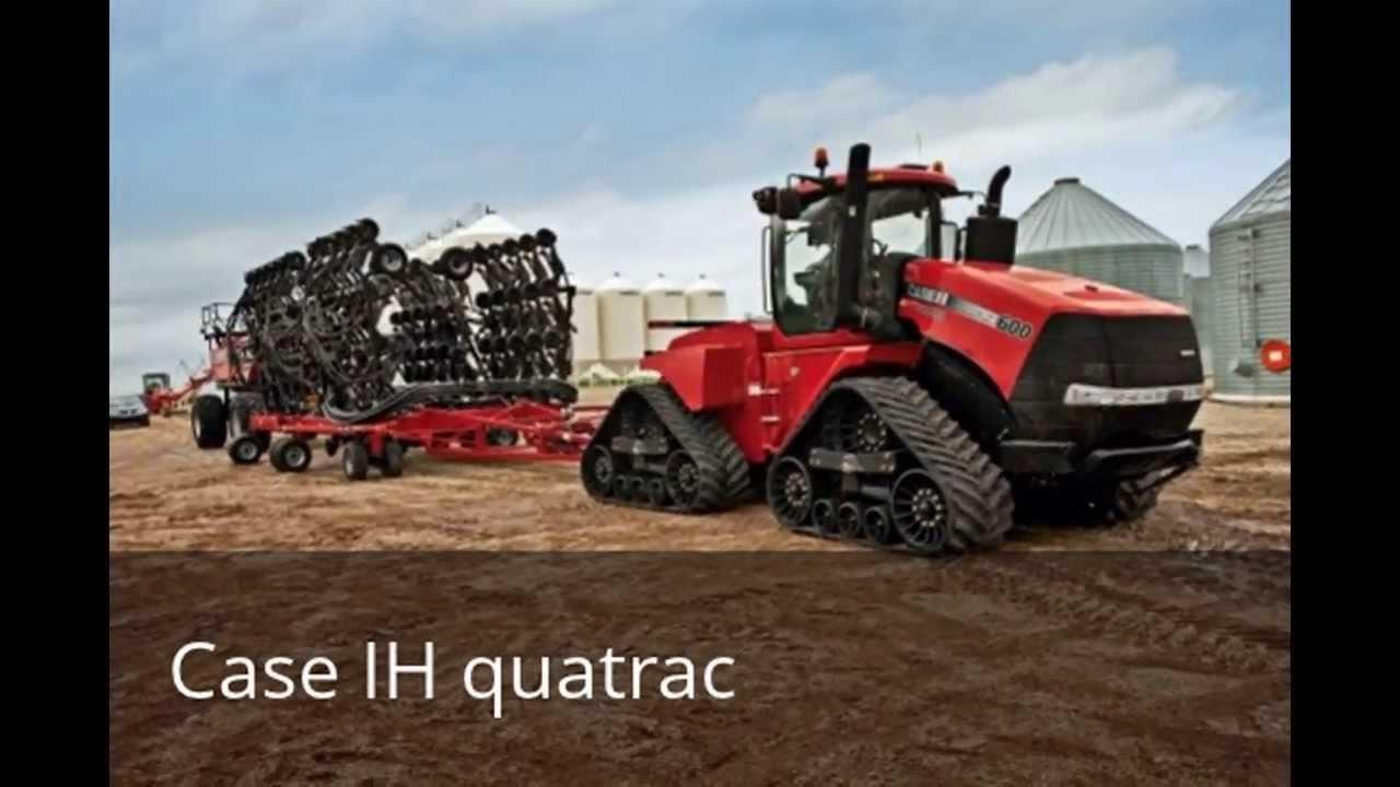 Préférence Les Plus gros engins agricoles - YouTube AQ82