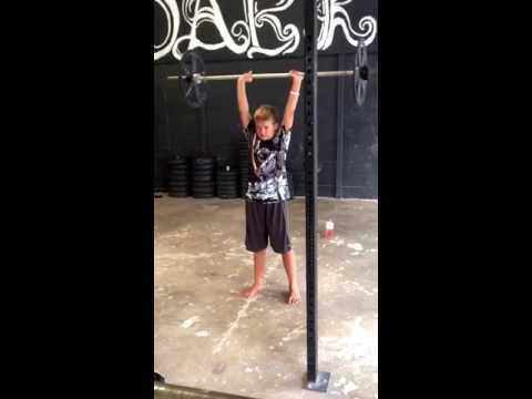 Gage push pressing...