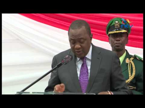 President Kenyatta and President Khama pledge to make labour movement easier