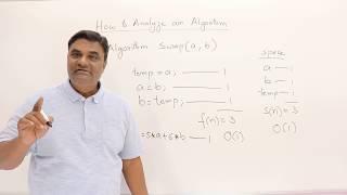 1.3 How Write and Analyze Algorithm