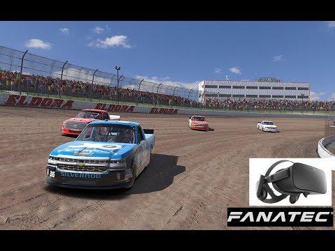 I thought it's a joke NASCAR iRacing Class C Fixed,Eldora Speedway