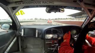 Team Woodhouse Racing. Car #46. 2014 Sandown Raceway Race 1.
