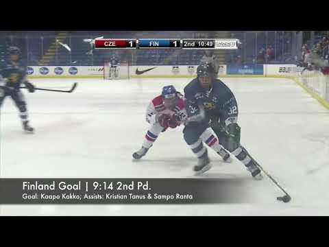 HIGHLIGHTS   Finland vs. Czech Republic 2.13.18