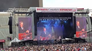 God's Country Live Blake Shelton Buckeye Country Superfest 2019