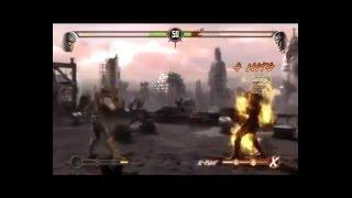 Обзор Мэддисона на игру Mortal Kombat 9 (2 часть)