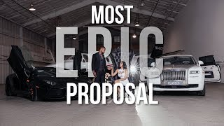 Most Epic Proposal Ever | Best Proposal of 2018