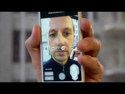 Snapchat reportedly bought 3D face-scanning app Seene