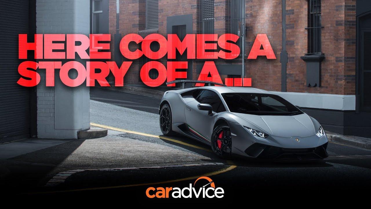2018 Lamborghini Huracan Performante Review Youtube