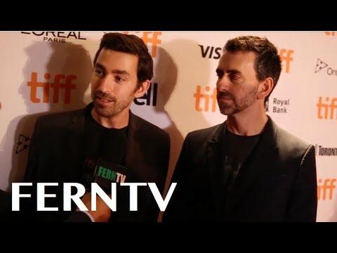 FERNTV  with Adam Stein & Zach Lipovsky @TIFF Press Conference 2018
