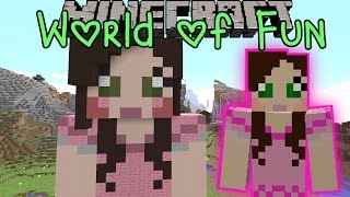 Minecraft: WORLD OF FUN (Custom Map) Part 1