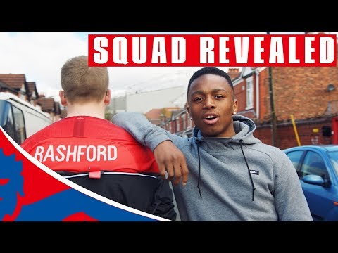 England's World Cup Squad Revealed! | World Cup 2018