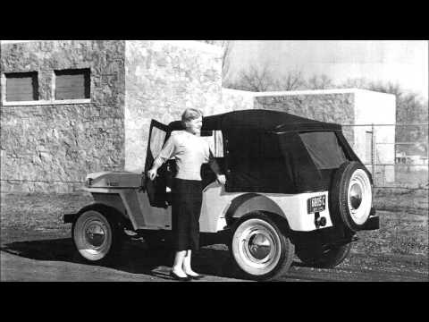 1955 Jeep Dispatcher Youtube