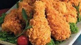 ayam crispy ~ resep dan cara cara membuat Ayam crispy mudah @dafa tubehd