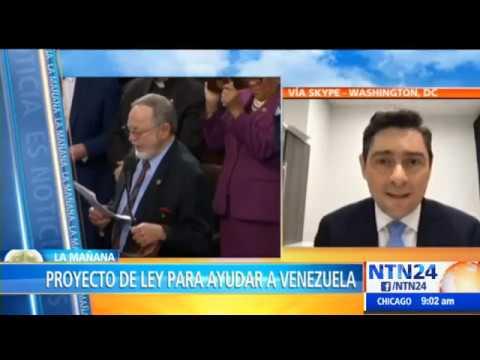 Senadores de EEUU presentaron proyecto de ley para ayudar a la democracia en Venezuela