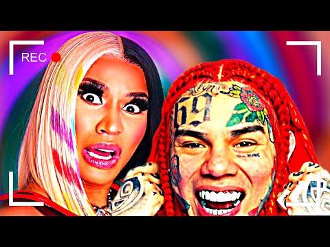 Как снимали: 6ix9ine и Nicki Minaj – Trollz, Gooba, Fefe