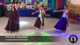 Nieces Perform For Massi's Sangeet | Punjabi Wedding Performance | Bollywood Wedding Dance|