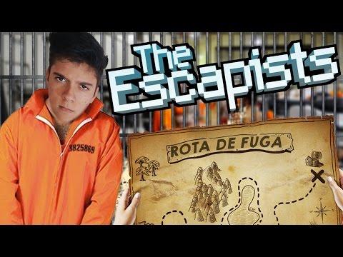 O PLANO DE FUGA! - THE ESCAPISTS #2