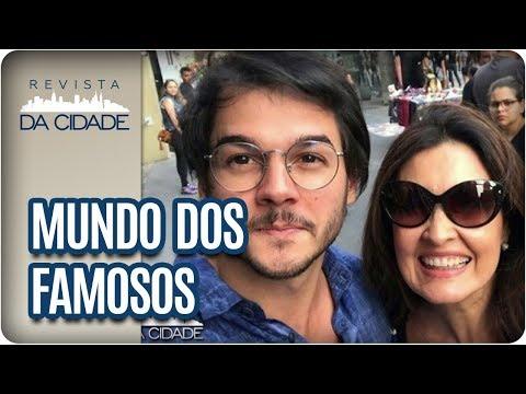 Fátima Bernardes, Lexa E Guimê - Revista Da Cidade (06/11/2017)
