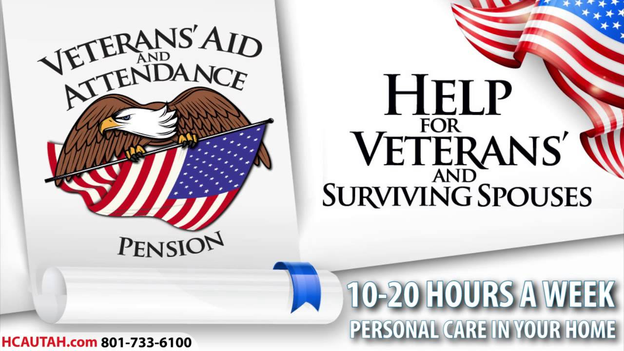 Veterans Aid and Attendance Pension - It's Your Benefit. Why not ...