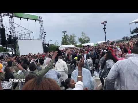 Hallelujah, Salvation And Glory / Selah - Kanye West Sunday Service Chicago - Steve Green Cover