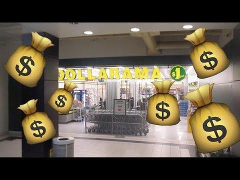 DOLLAR STORE ATTACK?! - Vlog #39