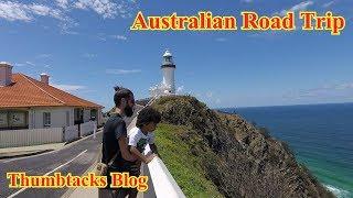 Australia - Thumbtacked