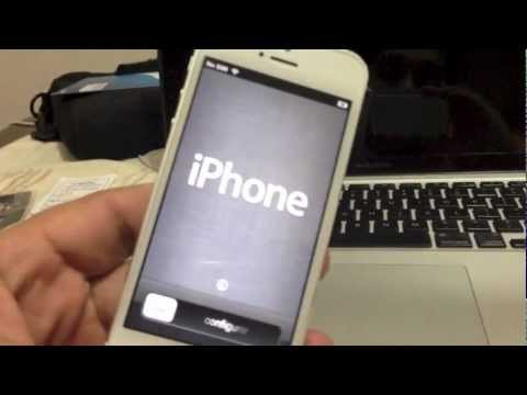 Unlocking iPhone 5 from Sprint Using R-SIM 7+ with 3G Support