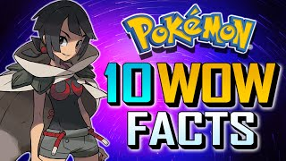 vuclip 10 Sexy Pokemon Facts You DIDN'T Know ;) | Pokemon FEET #26