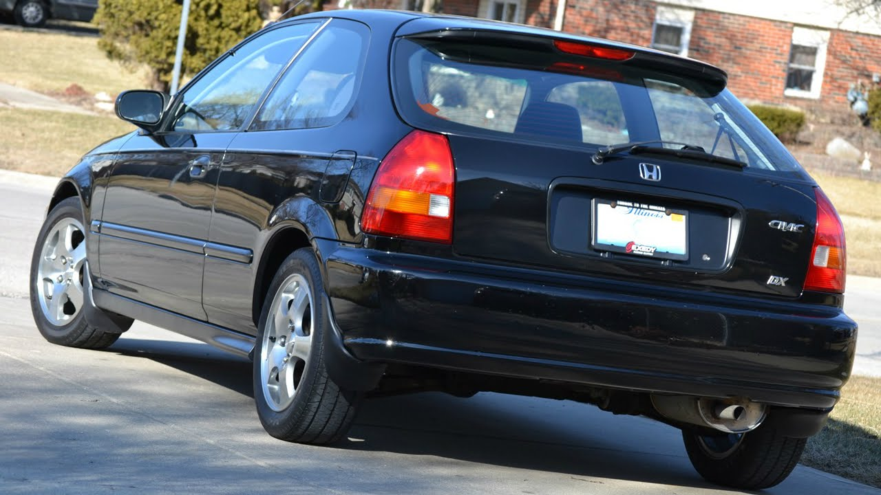Colorful 1997 Honda Civic Ex Mpg Elaboration - Classic Cars Ideas ...